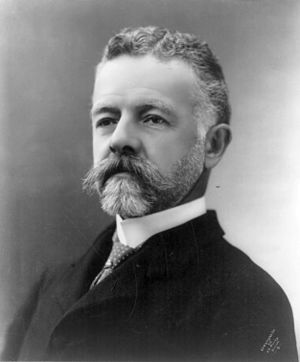 Henry Cabot Lodge - Lodge in 1901