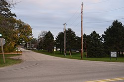 Henry Road and Highway 69, Basco, WI.jpg