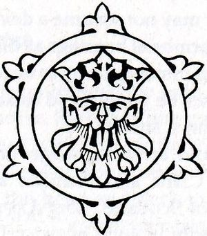 The Heraldry Society - Badge of The Heraldry Society