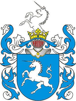 Mikołaj Sienicki - Coat of arms of Mikołaj Sienicki