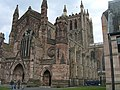 Hereford Cathedral - panoramio - PJMarriott.jpg