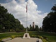 Hibbs flagpole