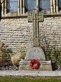 High Crompton Great War Memorial - geograph.org.uk - 1760001.jpg
