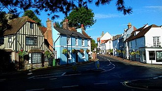 Bexhill-on-Sea - Bexhill Old Town