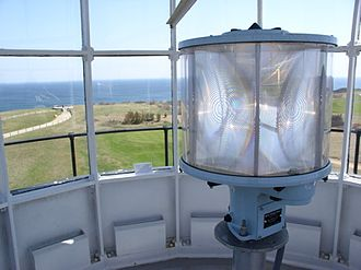 Cape Cod National Seashore - Image: Highland light cape cod
