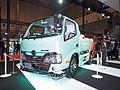Hino Dutro Hybrid Cargo XKC605M for Tokyo Auto Salon 2017.jpg