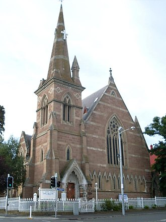 Hobart - Hobart Gospel Church