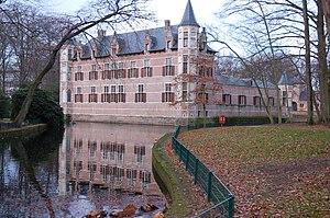 Ekeren - the Hof van Veltwijck, home of the district council