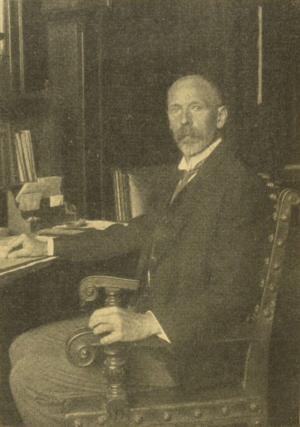 Carl Diener - Carl Diener (1922)