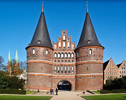 Holstentor - 'The Holsten Gate'