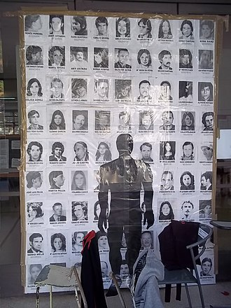 Civic-military dictatorship of Uruguay - Uruguay's disappeared people