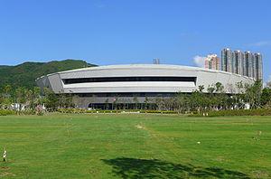 Hong Kong Velodrome - Hong Kong Velodrome in 2014