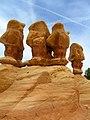 Hoodoos in Devil's Garden DyeClan.com - panoramio (2).jpg