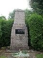 Hora Svatého Šebestiána, Monument 2nd World War.jpg