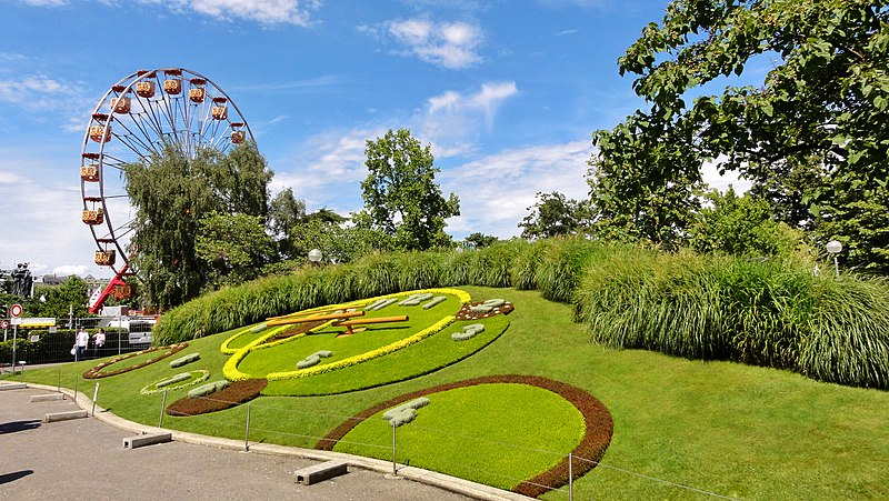 jardin anglais geneva, Attractions You Simply Can't Miss in Geneva