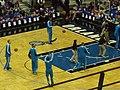 Hornets pregame warmup 12-25-2008.jpg