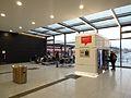 Horrem Bahnhof Videoinformation.JPG