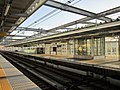 Hoshikawa station platform 2019-1.jpg