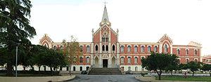 Linares, Jaén - Marquis of Linares Hospital