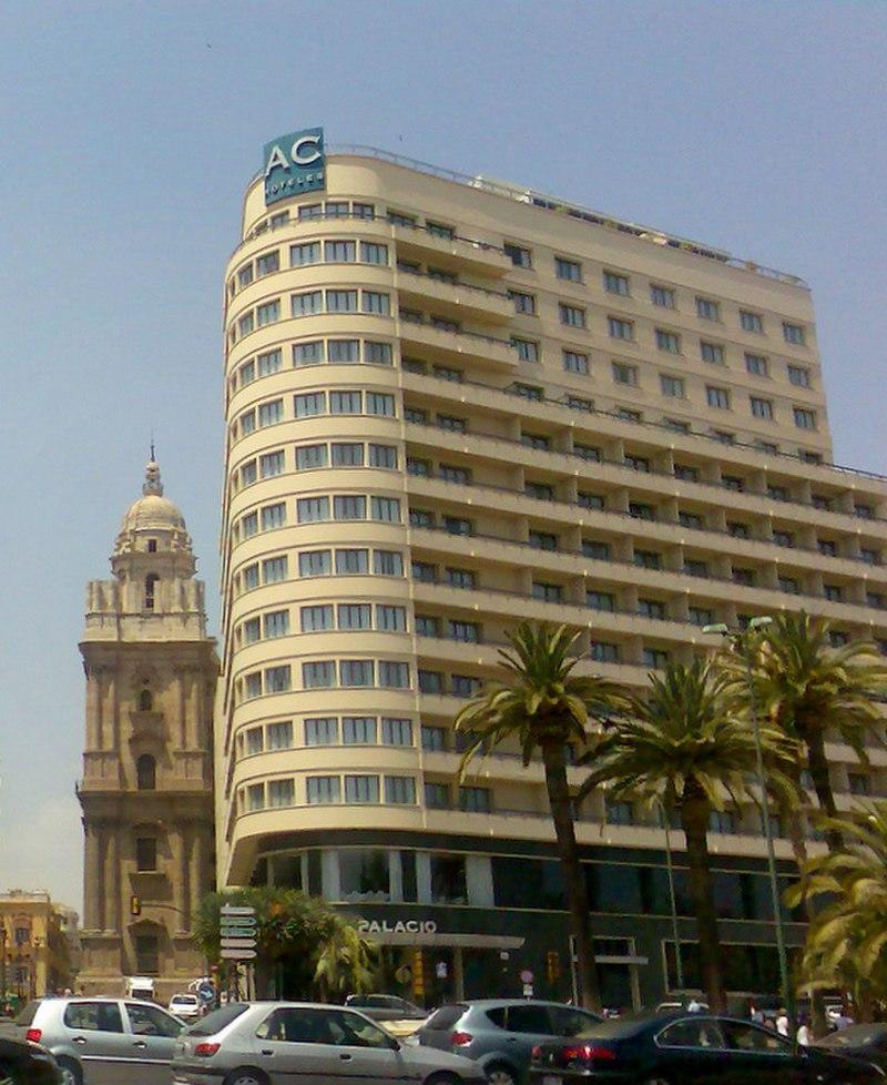 Archivo:Hotel Málaga Palacio.jpg