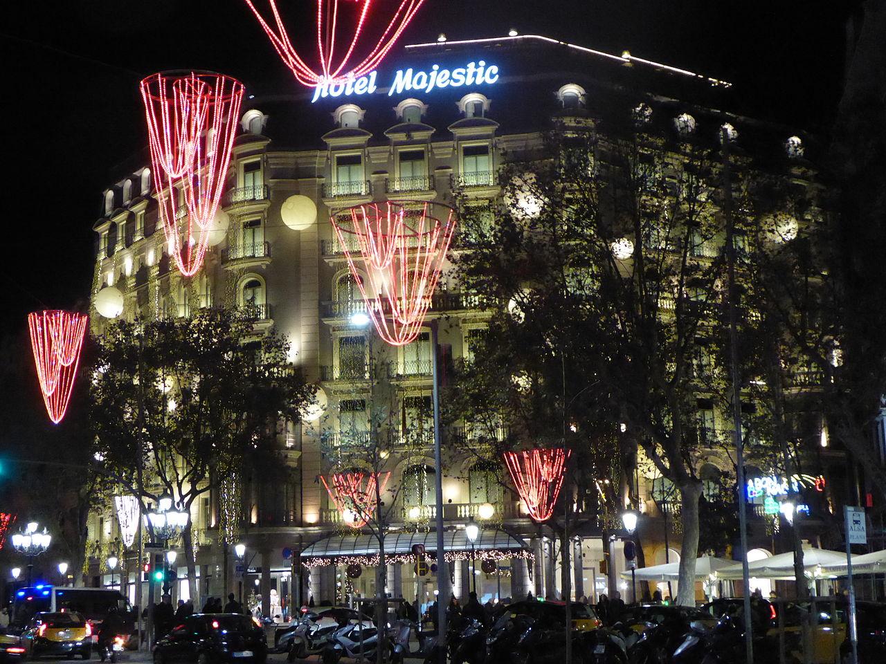 Majestic Hotel Barcelona Reviews
