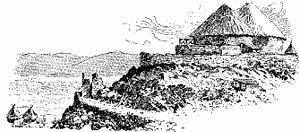 Ras Alula - The house of Ras Alula at Asmara, in present-day Eritrea