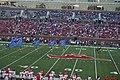 Houston vs. Southern Methodist football 2016 15 (Peruna and cheerleaders).jpg