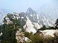 Hua Mountain 华山 - panoramio.jpg