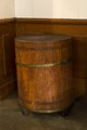 Huggkubbe (köttkubbe) i köket - Hallwylska museet - 106983.tif