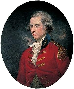 Hugo Meynell - Hugo Meynell by John Hoppner c. 1789