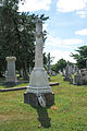 Humes Memorial - broken - Glenwood Cemetery - 2014-09-14.jpg