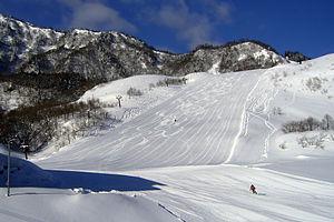 Hyōnosen-Ushiroyama-Nagisan Quasi-National Park - Mount Hyōno