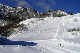 Hyōnosen-Ushiroyama-Nagisan Quasi-National Park