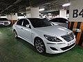 Hyundai Genesis Prada GP500 in White 1.jpg