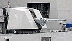 INS Kadmatt - Oto Melara SRGM Front View.jpg