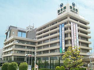 Ibaraki, Osaka Special city in Kansai, Japan