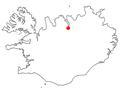 Iceland Akureyri position.png