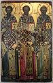 Icona dei tre gerarchi, XIV secolo.JPG