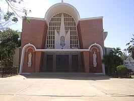 Iglesia de Judibana, municipio Los Taques (Falcón, Venezuela).jpg