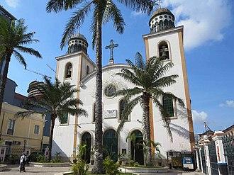Luanda - Sé Catedral de Luanda - Igreja da Nossa Senhora dos Remédios