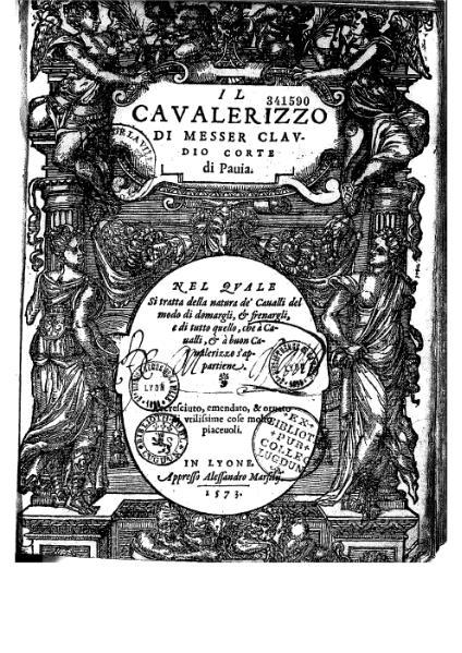 File:Il cavalerizzo.djvu