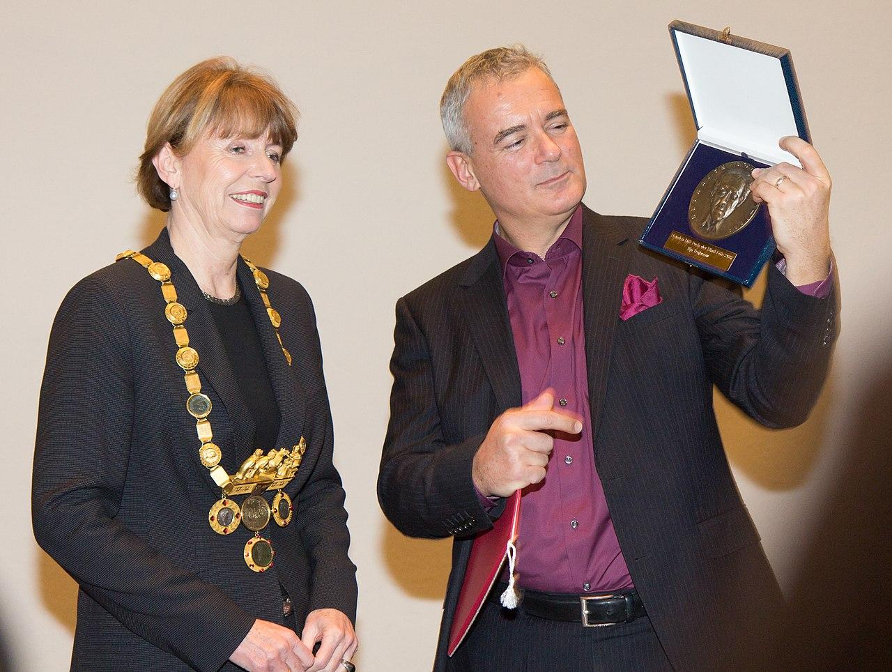 Ilija Trojanow, Verleihung des Heinrich-Böll-Preis der Stadt Köln 2017 -7012.jpg