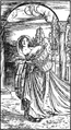 Illustration at page 51 in Grimm's Household Tales (Edwardes, Bell).png