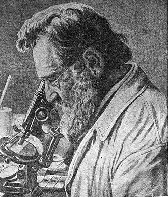 Lymphopoiesis - Immunology pioneer Elie Metchnikoff