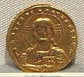 Impero romano d'oriente, costantino VII e romano II, emissione aurea, 945-959.JPG