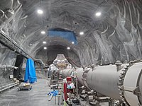 In-construction KAGRA gravitational-wave detector.jpg