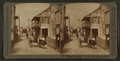 In old St. George street, N. to Spanich city gate. St. Augustine, Florida, from Robert N. Dennis collection of stereoscopic views 2.png