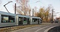 Inauguration de la branche vers Vieux-Condé de la ligne B du tramway de Valenciennes le 13 décembre 2013 (048).JPG