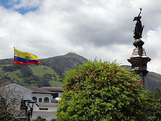 Quito Canton - Independence Square Historic Center