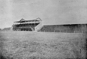 Club Atlético Independiente - The first stadium of the club, 1922.